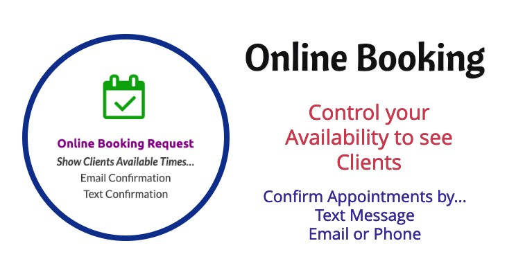 Online Booking on the system